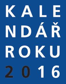 Kalendář roku 2016